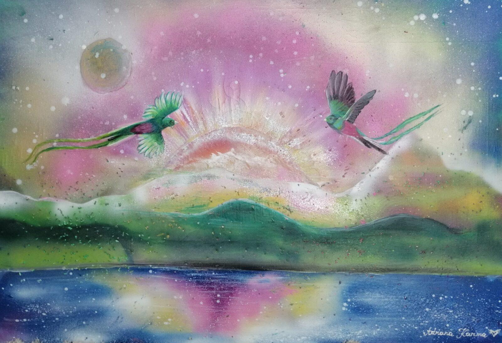 Quetzal Dance - Ariana Karima