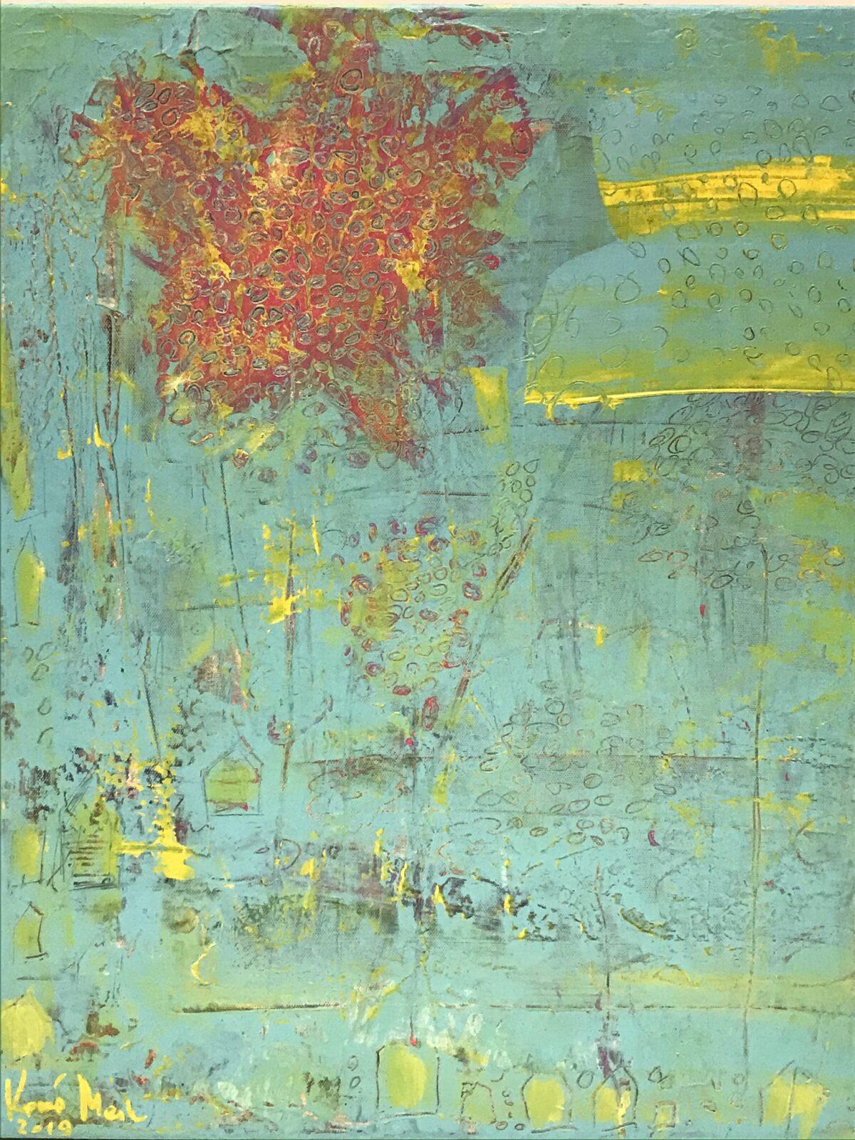 Polne kwiaty i Ule - Marta Konert