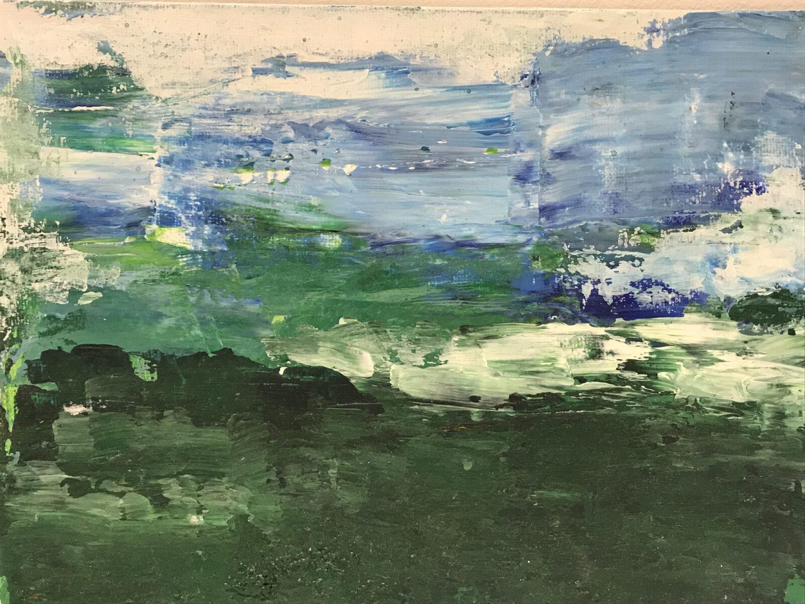 Las po Deszczu - Marta Konert