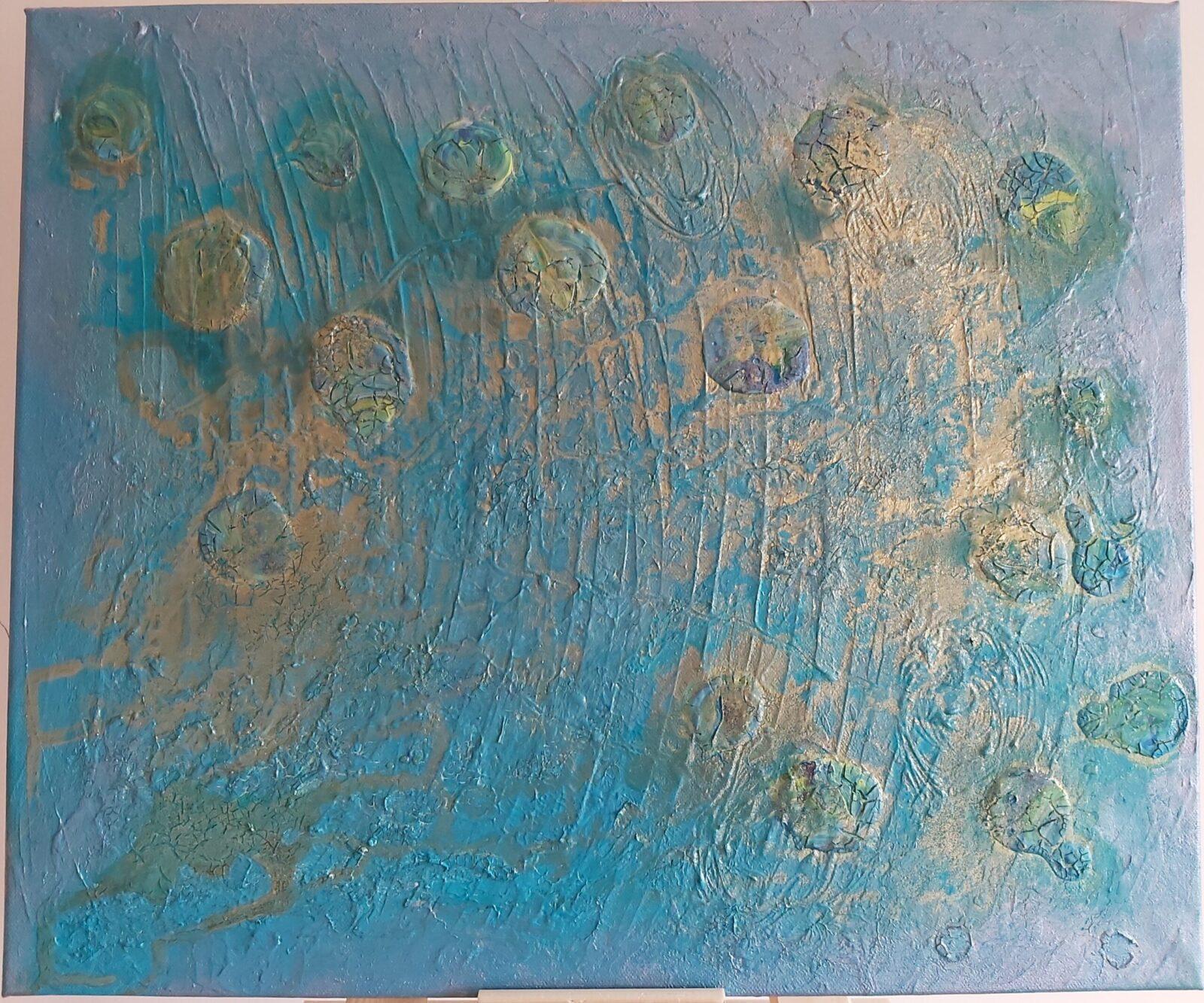 Podpowierzchnią świat - Sylwia Kwiatkowska