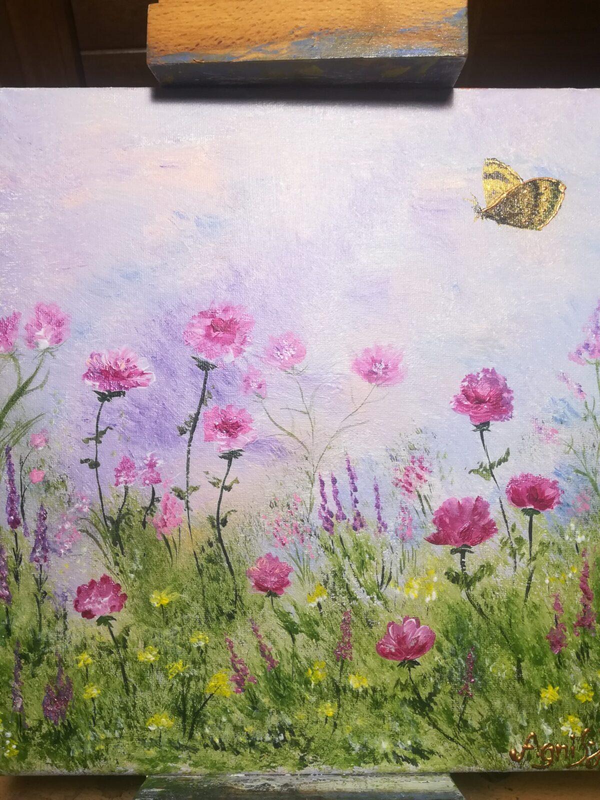 Złoty motyl - Agnieszka Słupek-Jasik