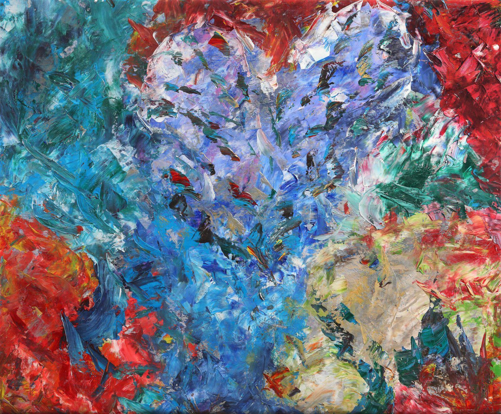 barwy uczuć - Alina Danielewicz