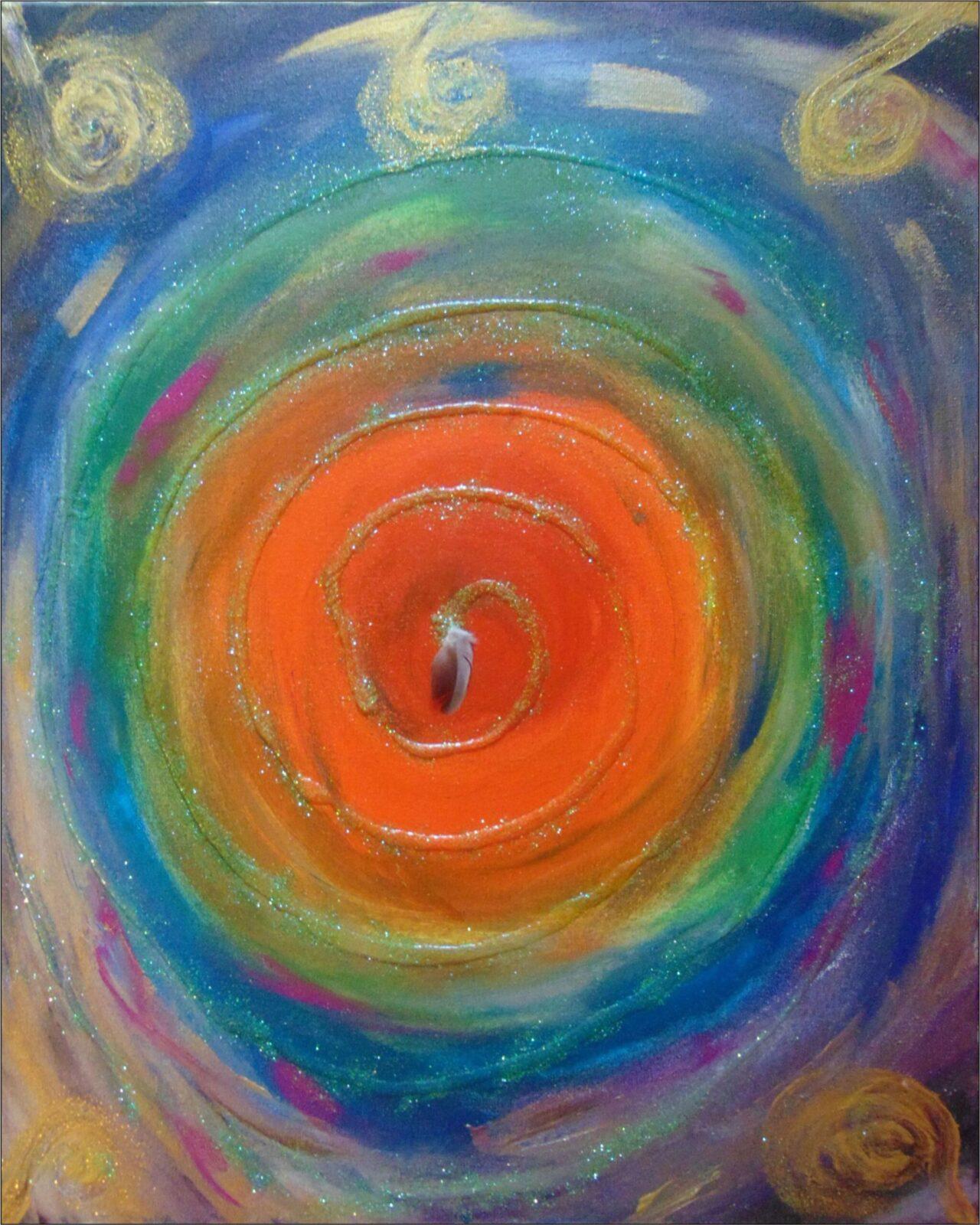 Mandala w ruchu - Karolina Michalak